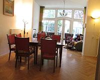 gezamelijke ruimte huize plantage